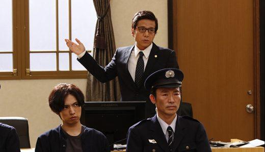 リーガルV3話視聴率とネタバレ!桐山漣の屑っぷりがヤバい!