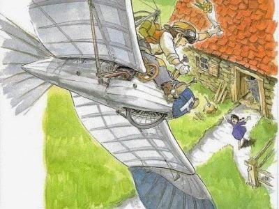 【ラピュタ】パズーとシータのその後の人生が小説で暴露!